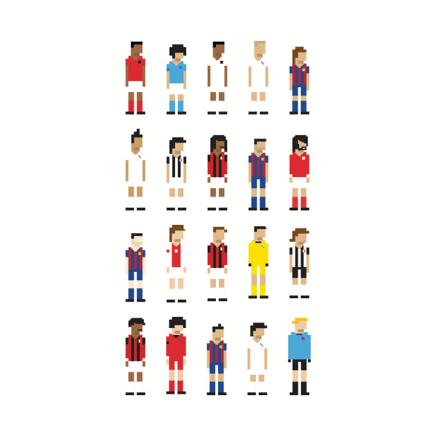 Jugadores/Players