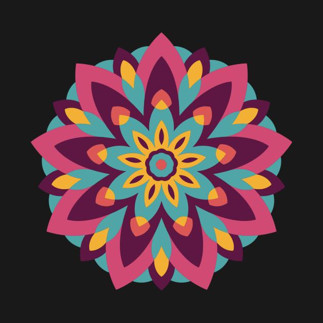 Prismatic Mandala