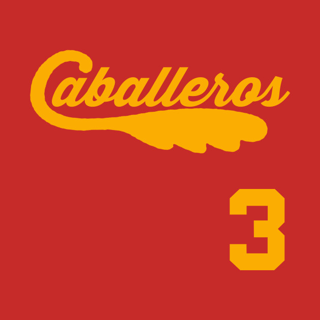 Cleveland Caballeros Throwback