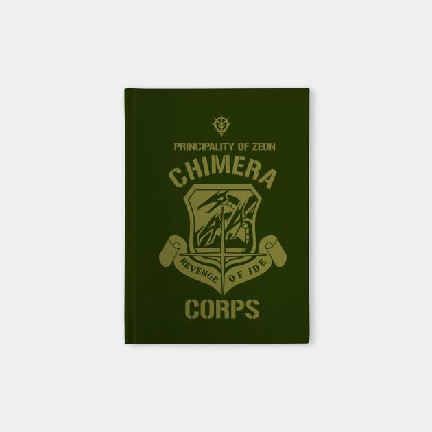 gundam chimera corps