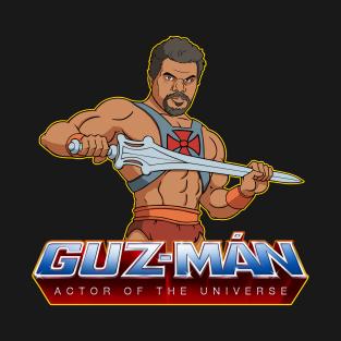 GUZ-MÁN t-shirts