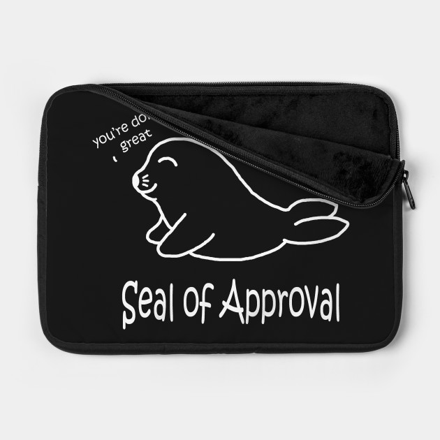 Seal of Approval White
