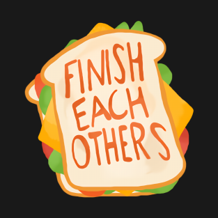 ...Sandwiches! - Anna (Ralph Breaks the Internet) t-shirts
