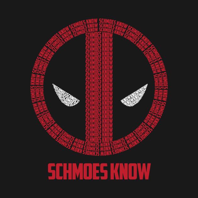 SCHMOES KNOW DEADPOOL DESIGN #2