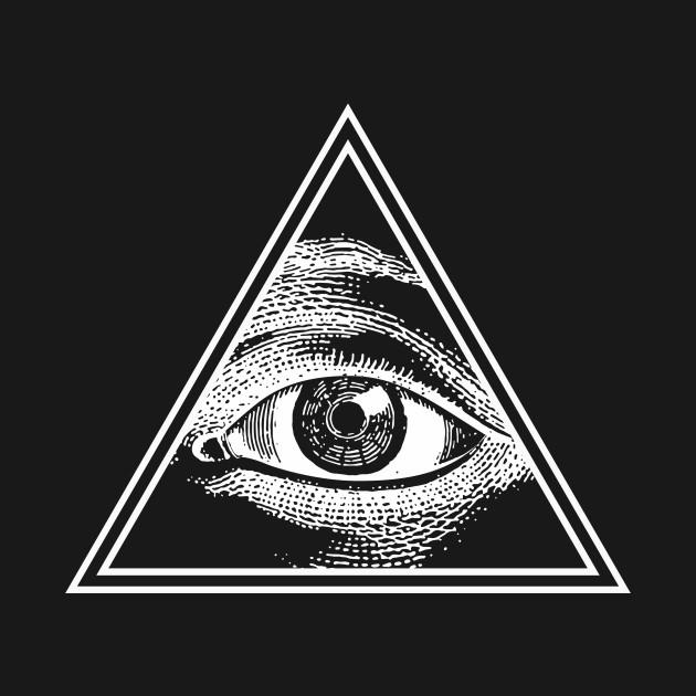 All Seeing Eye Of God Third Eye