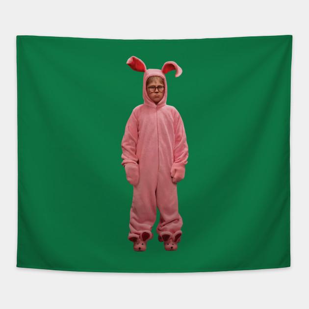 Christmas Story Bunny Suit.Christmas Story Bunny Costume