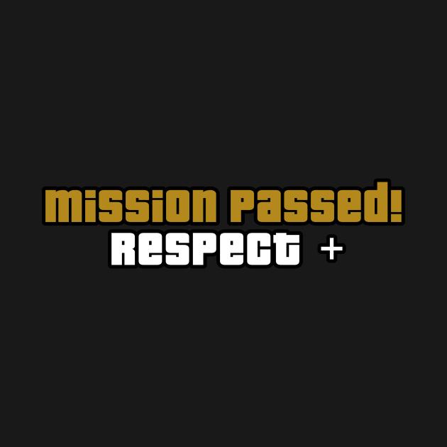 gta mission passed