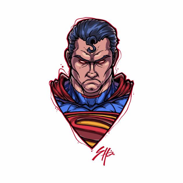 BVS: Superman