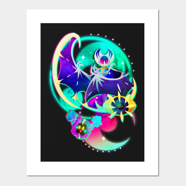 Cosmog Cosmoem And Lunala