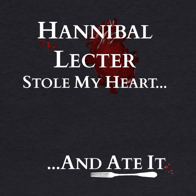 hannibal stole my heart and ate it