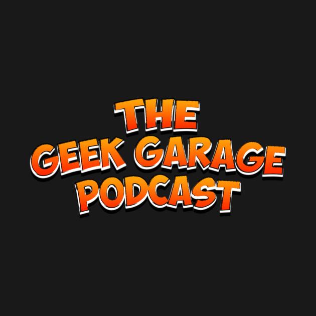 """Main """"Geek Garage"""" Logo"""