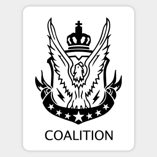 Coalition Call Of Duty Modern Warfare Magnet Teepublic De