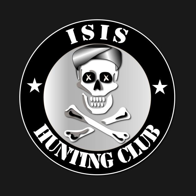 Emblem - ISIS Hunting Club