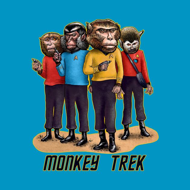 Monkey Trek