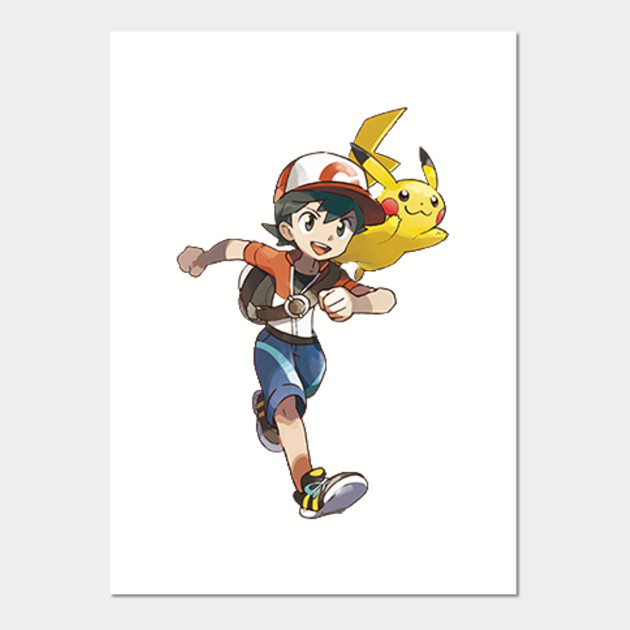 Pokemon Let S Go Pikachu Evoli