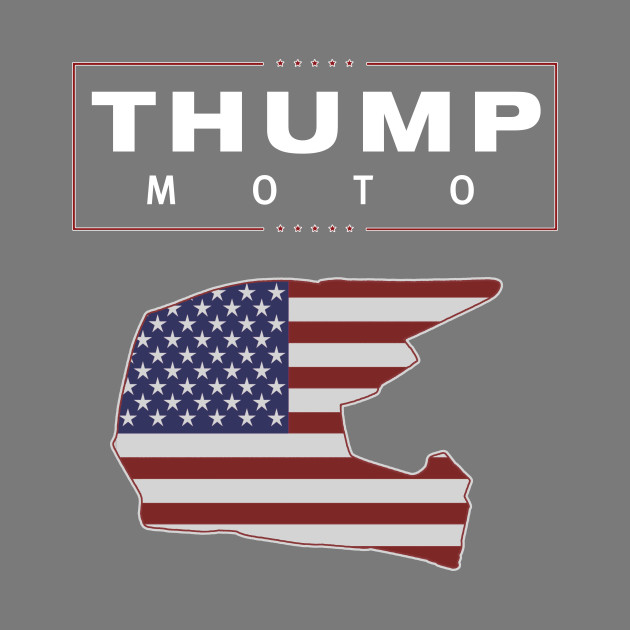 Thump Moto - Dirt Bike Helmet