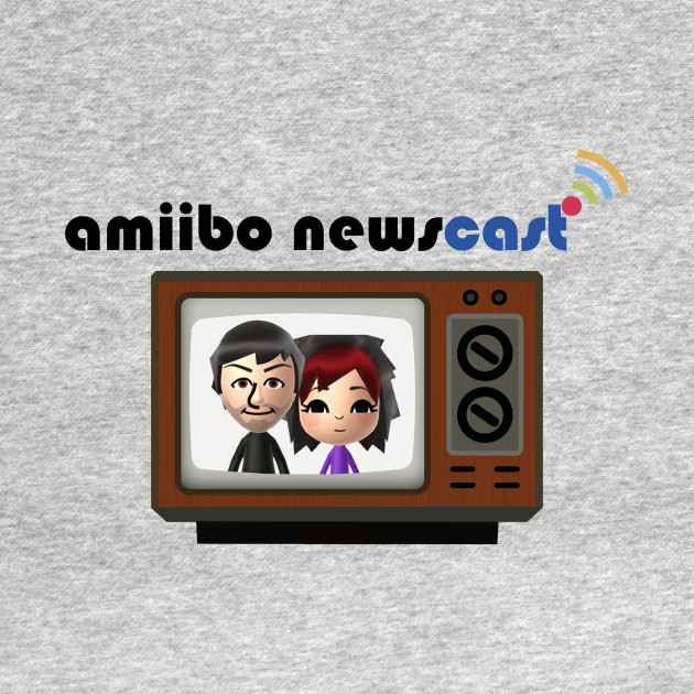 Amiibo Newscast Shirt
