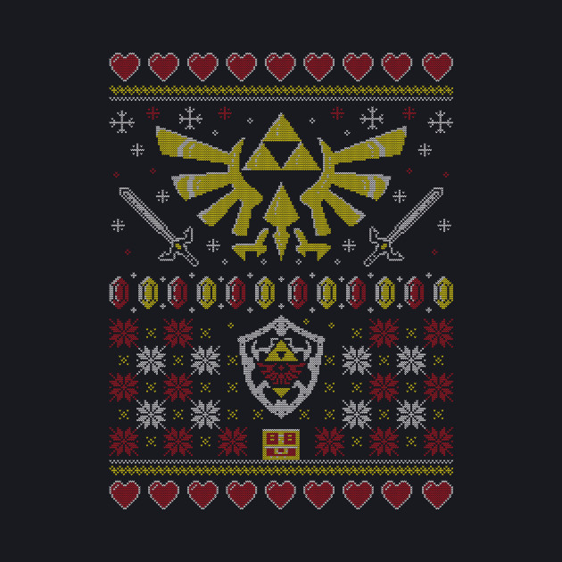 Ugly Legendary Sweater
