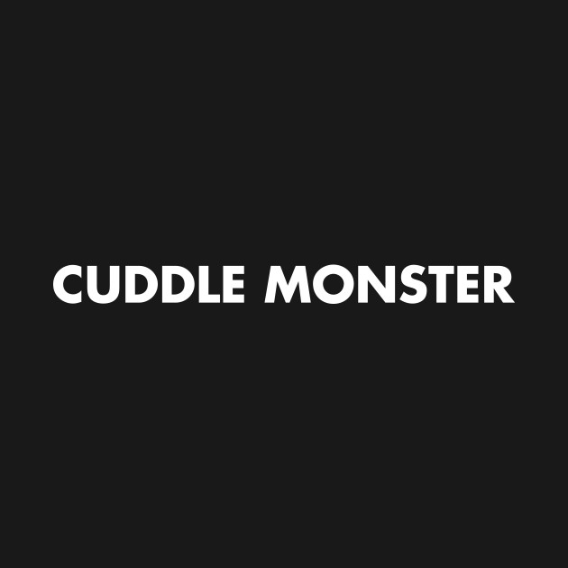 3f705be90 Cuddle Monster Cuddle Monster. Katie: 5'10