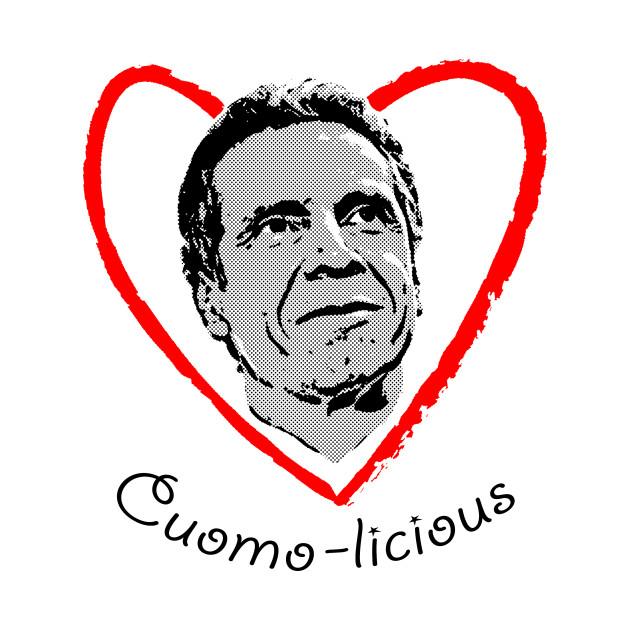 Cuomo-licious (Gov. Andrew Cuomo)
