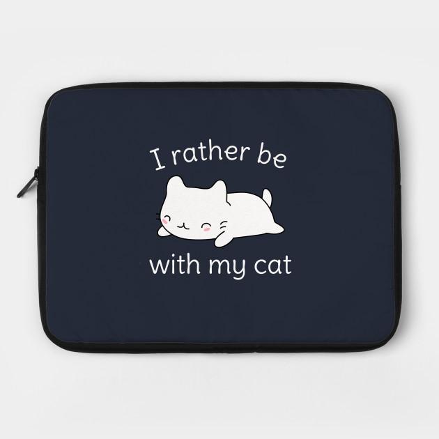 Funny Cute and Kawaii Cat T-Shirt