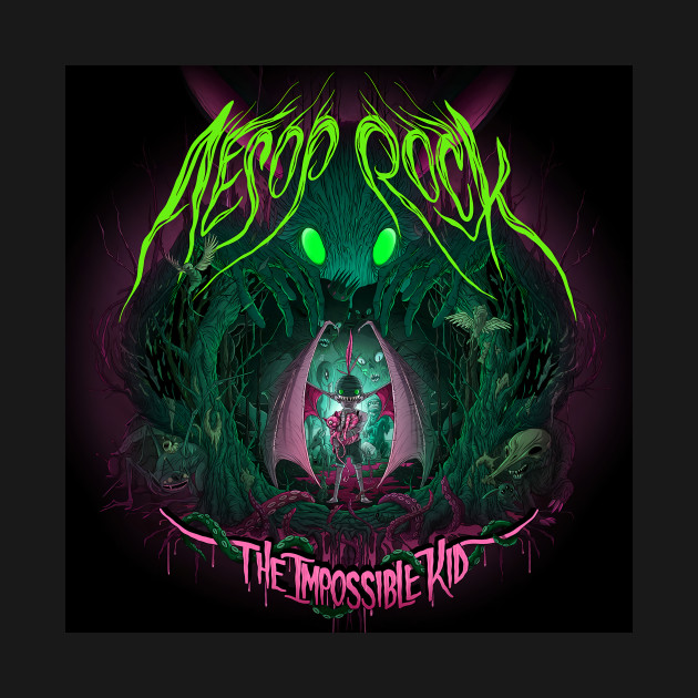 Aesop Rock The Impossible Kid