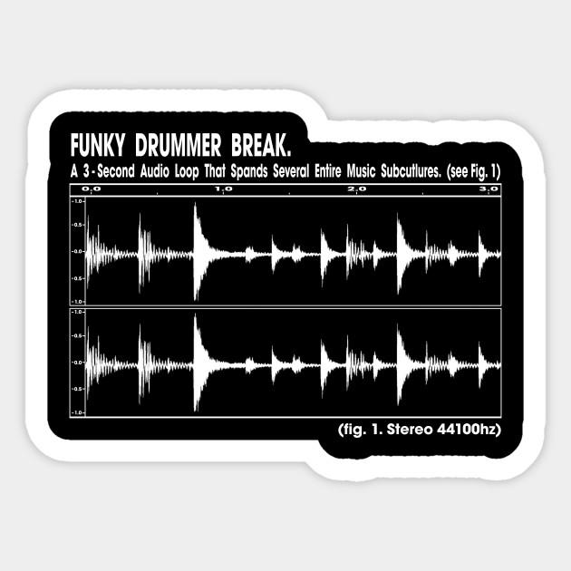 Funky Drummer Break Beat Loop
