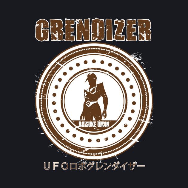 Grendizer Daisuke Umon