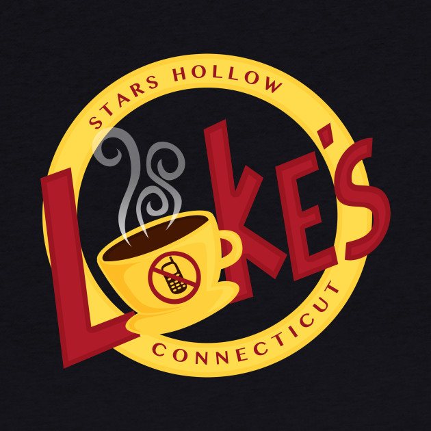 Luke's Coffee: No Cell Phones
