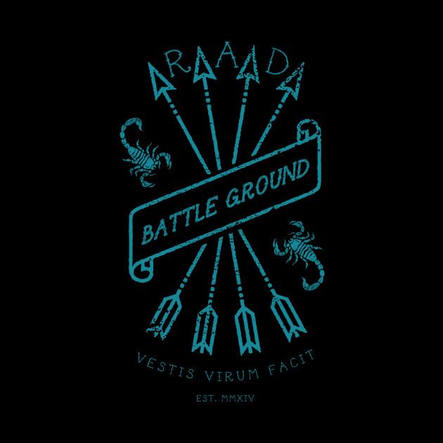 Rad Battle Ground