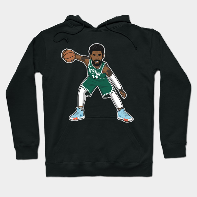 96fd3aebd821 Kyrie Irving Cartoon Style by rayd3rd - Kyrie Irving - Hoodie ...