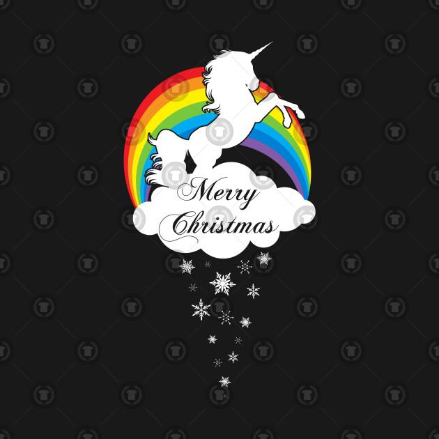 3106970 0 - Christmas Unicorn