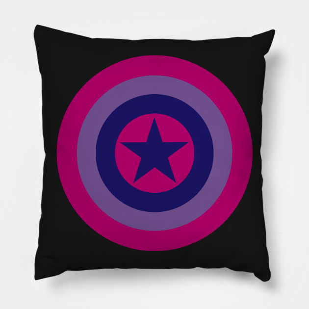 Bisexual Pride - Captain America