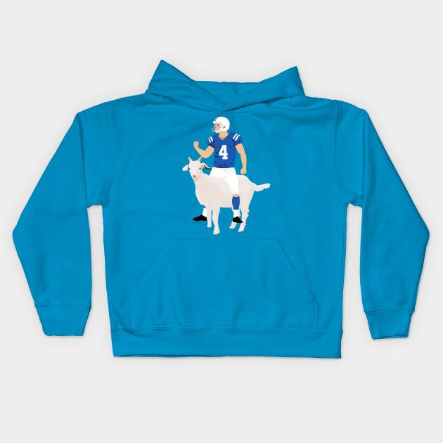 Vinny Goat - Adam Vinatieri - Kids Hoodie  7def7f15e