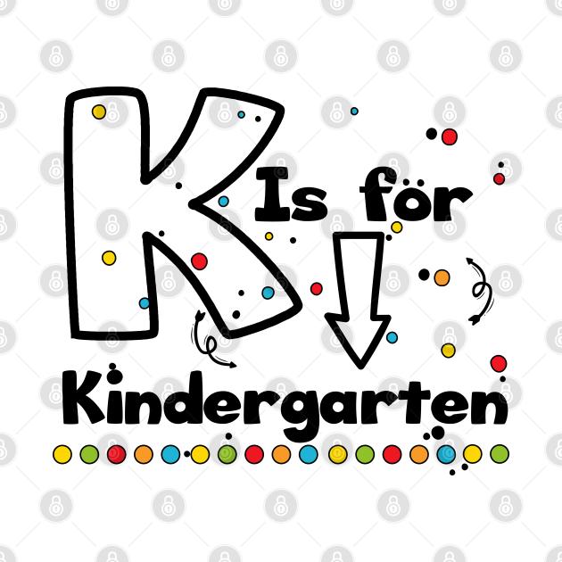 Kindergarten - Back to School