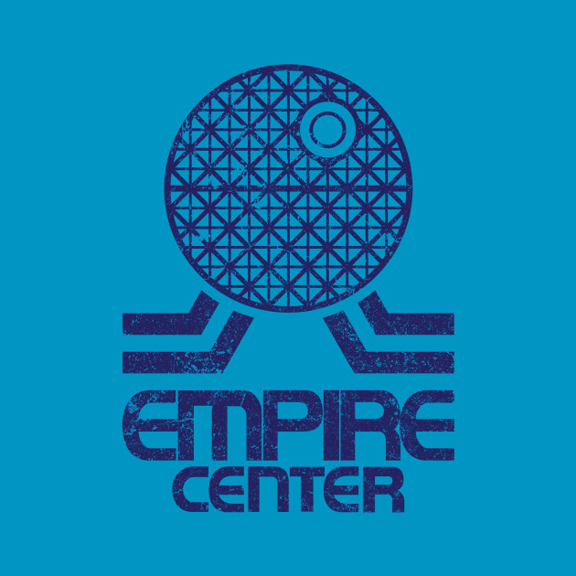 Empire Center- Blue