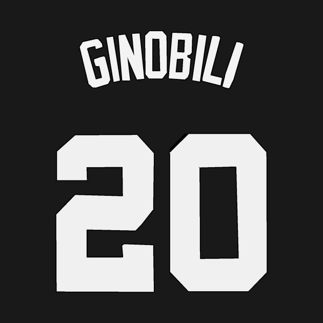free shipping 5bed8 bff08 Manu Ginobili Jersey - San Antonio Spurs