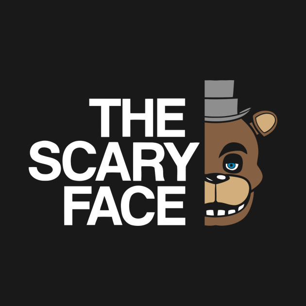The Scary Face T-Shirt