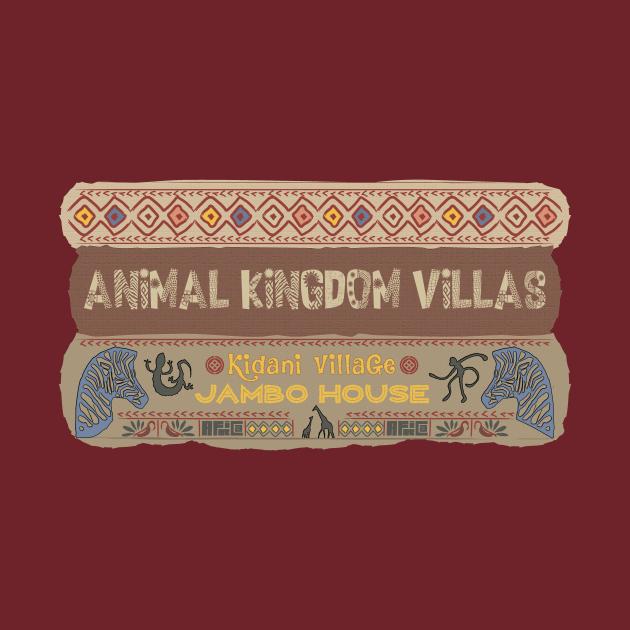 Animal Kingdom Villas Design - DVC