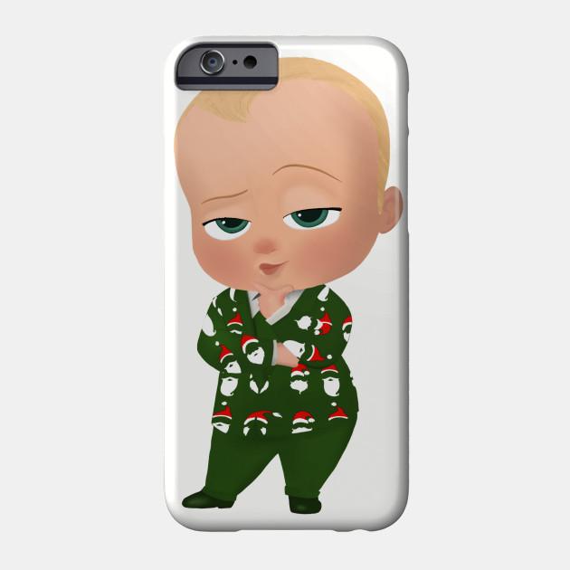 b07f69e14caf Boss Baby Christmas - Boss Baby - Phone Case
