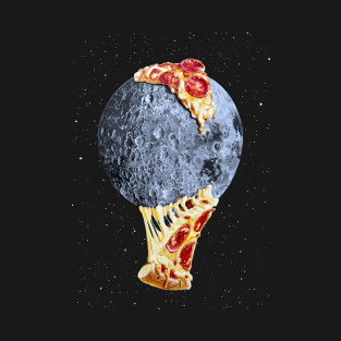 When The Moon Hits Your Eye... t-shirts