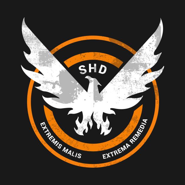 The Division SHD Grunge Logo 2