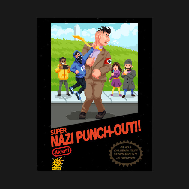 Super Nazi Punch-Out!!