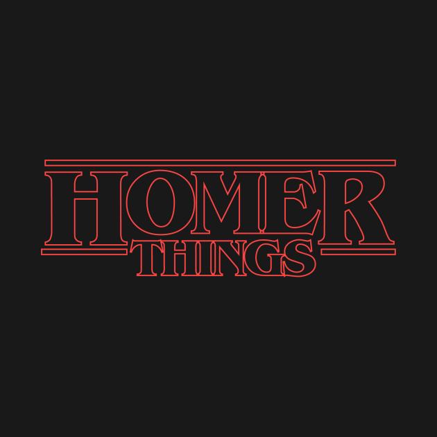 Homer Things
