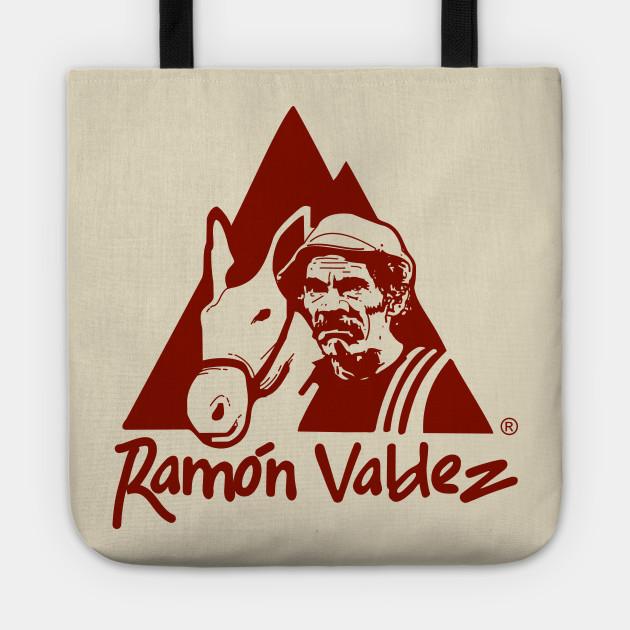 DON RAMON Tote Bag
