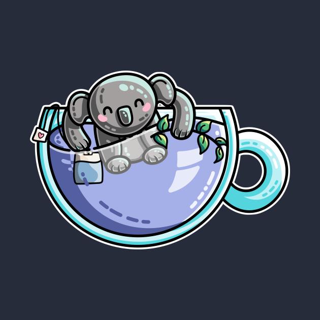 Quality Koala-Tea Pun