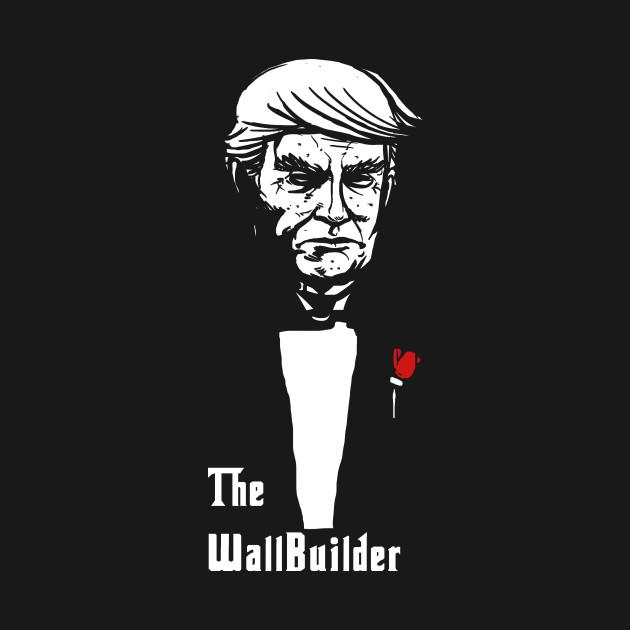 The Wall Builder T-Shirt