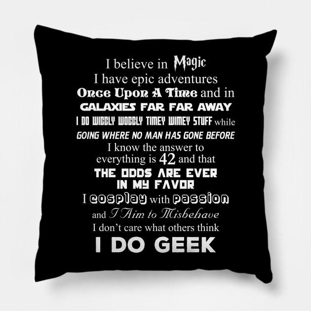I Do Geek