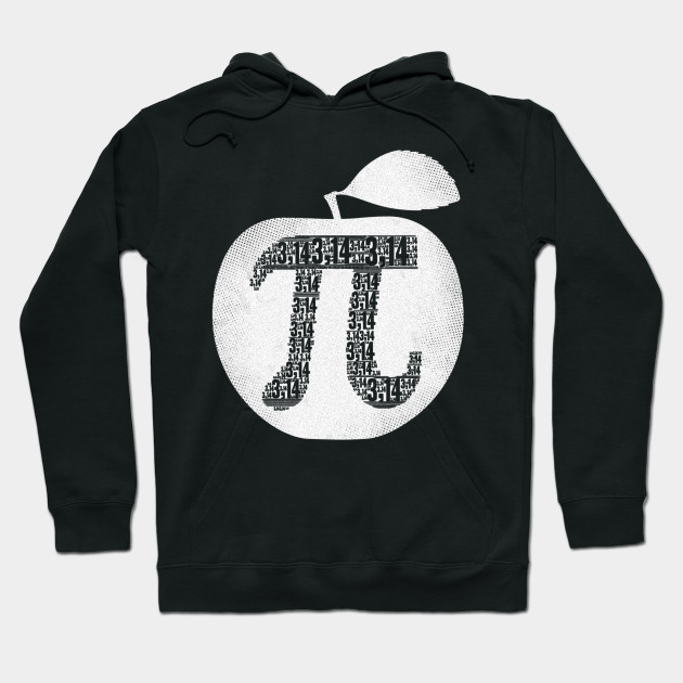 Apple Pi Tee 3.14 Math Teacher Student National Pi Day Gift Hoodie