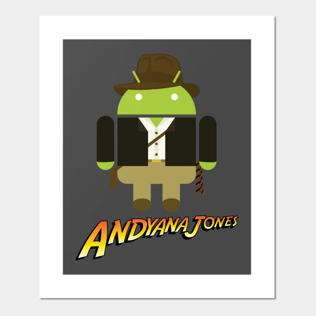 Andy The Android As Andyana Jones
